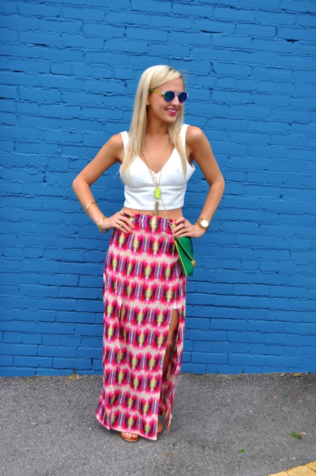 1-kaleidoscope-maxi-skirt-vandi-fair-lauren-vandiver-blogger-blog-texas-color-pink-fashion